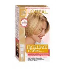 L'OREAL EXCELLENCE CREME 9 B.JASNY BLOND