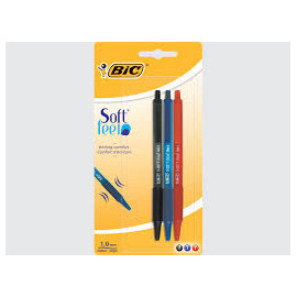 BIC DŁUGOPIS SOFT FEEL MIX