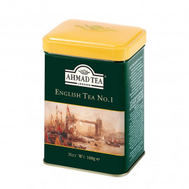 Ahmad Tea Herbata czarna English No. 1 100g