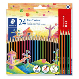 Staedtler KREDKI NORIS COLOUR 24KOL