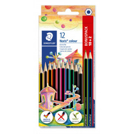 Staedtler KREDKI NORIS COLOUR 12KOL