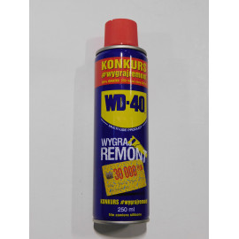 WD-40 200+50ML. PENETRANT