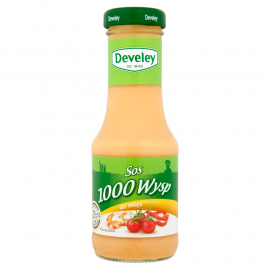 Develey Sos 1000 wysp do mięs 200 ml