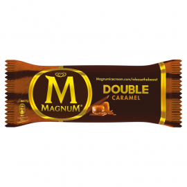 Magnum Double Caramel Lody 88 ml