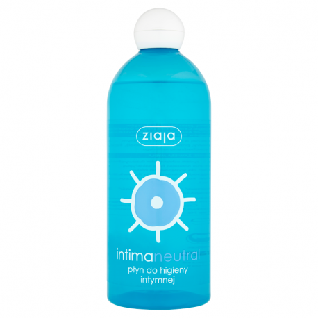 Ziaja Intima Neutral Płyn do higieny intymnej 500 ml