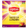 Lipton Taste of London Herbata czarna 200 g (100 torebek)