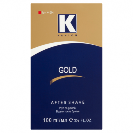 Kanion Gold Płyn po goleniu 100 ml