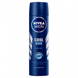 NIVEA MEN Cool Kick Antyperspirant w aerozolu 150 ml