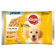 Pedigree Vital Protection Junior Karma pełnoporcjowa w galaretce 400 g (4 x 100 g)