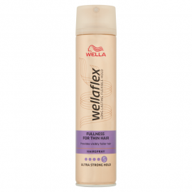 Wella Wellaflex Fullness for Thin Hair Lakier do włosów 250 ml