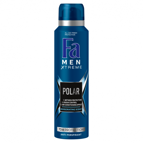 Fa Men Xtreme Polar Antyperspirant 150 ml