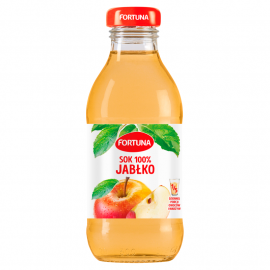 Fortuna Sok 100% jabłko 300 ml