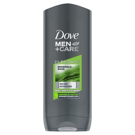Dove Men+Care Elements Żel pod prysznic 400 ml
