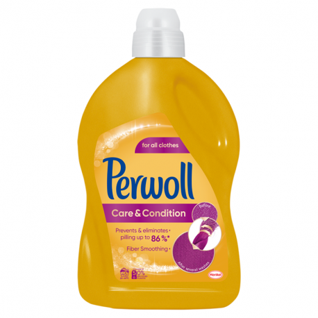 Perwoll Care & Condition Płynny środek do prania 2,7 l (45 prań)