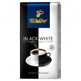 Tchibo For Black´n White Kawa palona ziarnista 1000 g