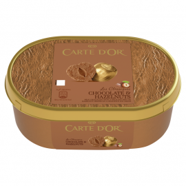 Carte D'Or Les Classiques Chocolate & Hazelnuts Lody 1000 ml