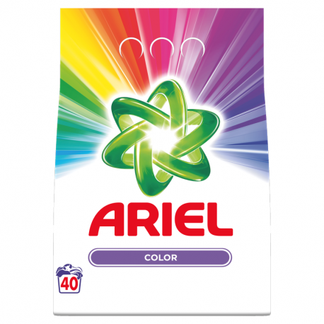 Ariel Color Proszek do prania 3 kg, 40 prań