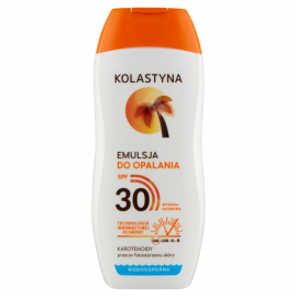 Kolastyna Emulsja do opalania SPF 30 200 ml