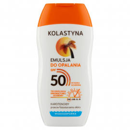 Kolastyna Emulsja do opalania SPF 50 150 ml