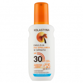 Kolastyna Emulsja do opalania w sprayu SPF 30 150 ml
