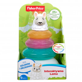 FISHER PRICE INTERAKTYWNA LAMA