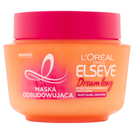 L'Oreal Paris Elseve Dream Long Maska odbudowująca 300 ml