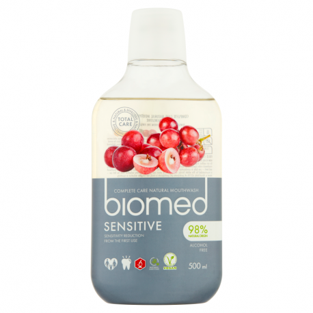 Biomed Sensitive Płyn do płukania jamy ustnej 500 ml