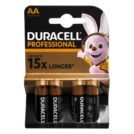 Duracell Professional AA 4szt.
