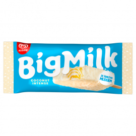 Big Milk Coconut Intense Lody 100 ml
