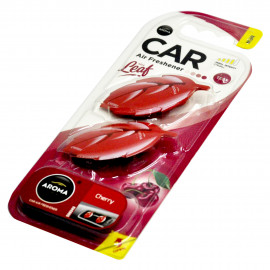 Aroma Car Zapach Mini Leaf Cherry 2szt.