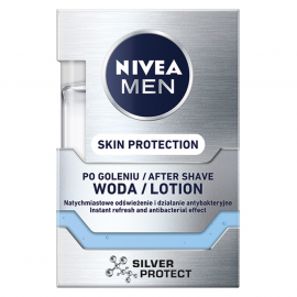 NIVEA MEN Silver Protect Woda po goleniu 100 ml