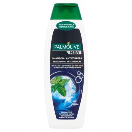 Palmolive Men Invigorating Anti-Dandruff Szampon 350 ml