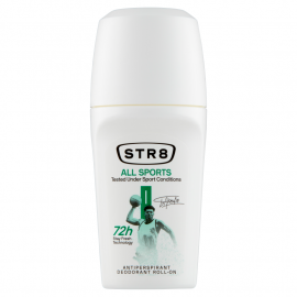 STR8 All Sports Antyperspiracyjny dezodorant w kulce 50 ml