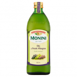 Monini Olej z pestek winogron 1000 ml