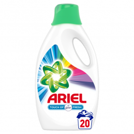 Ariel Touch of Lenor Color Płyn do prania, 1.1l, 20 prań