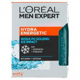 L'Oreal Paris Men Expert Hydra Energetic Woda po goleniu 100 ml