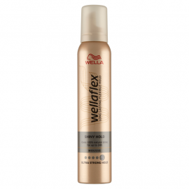 Wella Wellaflex Shiny Hold Pianka do włosów 200 ml