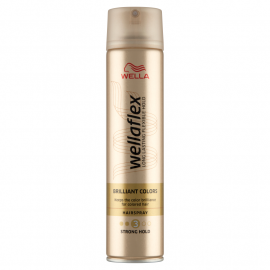 Wella Wellaflex Brilliant Colors Lakier do włosów 250 ml