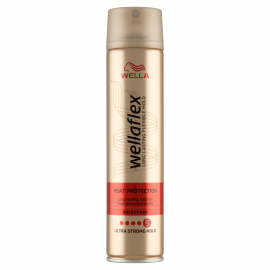 Wella Wellaflex Heat Protection Lakier do włosów 250 ml