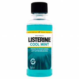 Listerine Cool Mint Płyn do płukania jamy ustnej 95 ml