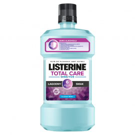Listerine Total Care Sensitive Płyn do płukania jamy ustnej 500 ml
