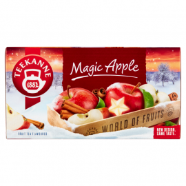 Teekanne World of Fruits Magic Apple Aromatyzowana mieszanka herbatek 45 g (20 x 2,25 g)