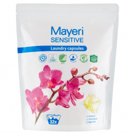 Mayeri Sensitive Kapsułki do prania 752 g (32 x 23,5 g)