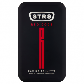 STR8 Red Code Woda toaletowa w sprayu 100 ml