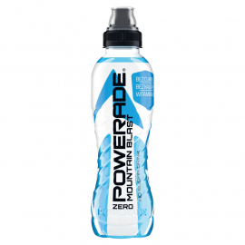 Powerade Zero Mountain Blast Napój izotoniczny 500 ml