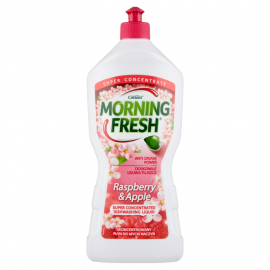 Morning Fresh Raspberry & Apple Skoncentrowany płyn do mycia naczyń 900 ml