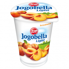 Zott Jogobella Jogurt owocowy Light 400 g