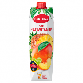 Fortuna Sok multiwitamina 1 l