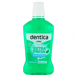 dentica Extra Fresh Płyn do higieny jamy ustnej 500 ml