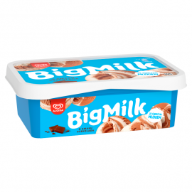 Big Milk Lody o smaku czekolada 1000 ml